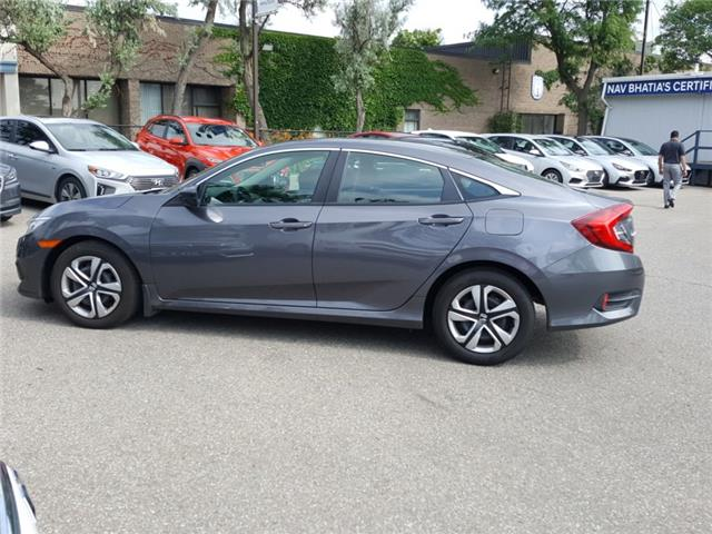 2018 Honda Civic LX (Stk: OP10284) in Mississauga - Image 8 of 14