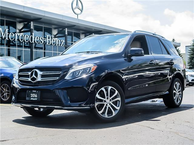 2016 Mercedes-Benz GLE-Class Base (Stk: K3858) in Kitchener - Image 1 of 27