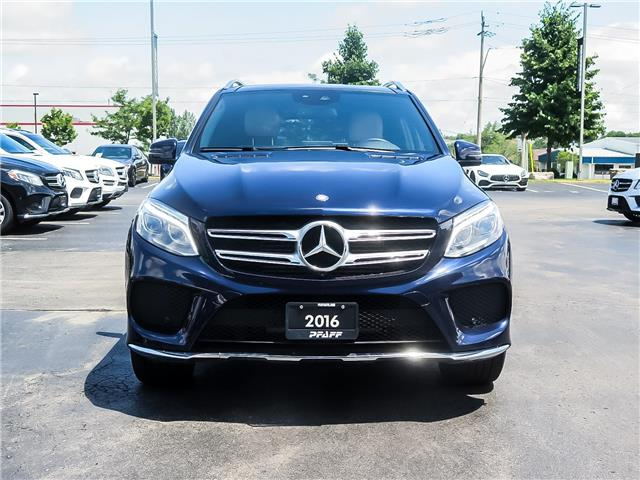 2016 Mercedes-Benz GLE-Class Base (Stk: K3858) in Kitchener - Image 2 of 27