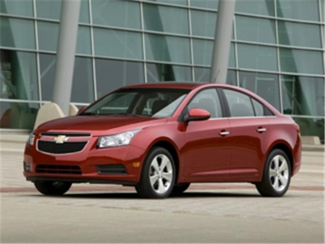 2011 Chevrolet Cruze LS (Stk: 213044) in Truro - Image 1 of 6