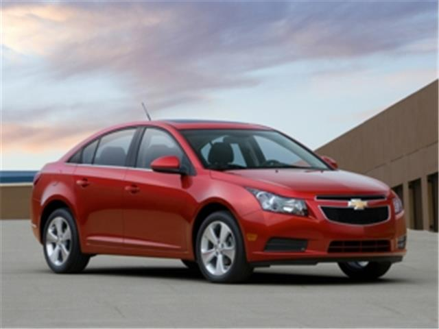 2011 Chevrolet Cruze LS (Stk: 213044) in Truro - Image 3 of 6
