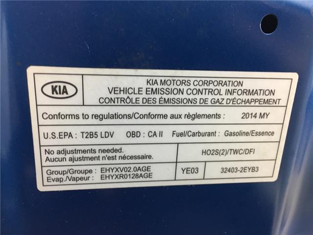 2014 Kia Forte 2.0L EX (Stk: 34969W) in Belleville - Image 19 of 23