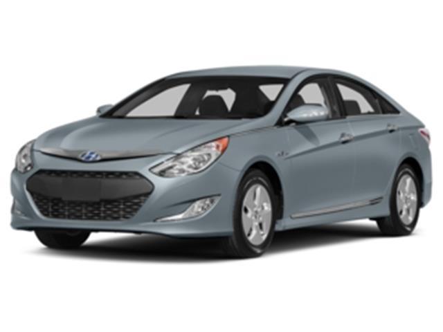 2013 Hyundai Sonata Hybrid Limited (Stk: 074247) in Truro - Image 1 of 8