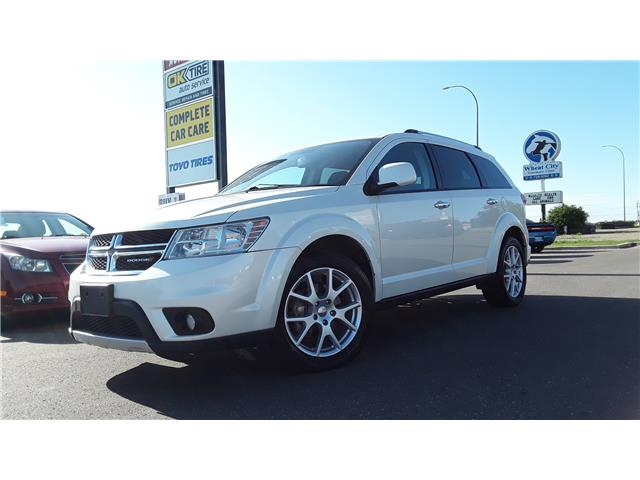 2013 Dodge Journey R/T (Stk: ) in Brandon - Image 1 of 22