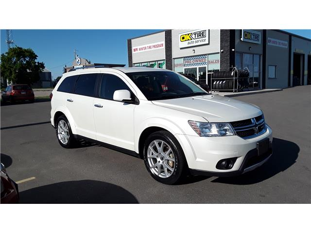 2013 Dodge Journey R/T (Stk: ) in Brandon - Image 2 of 22