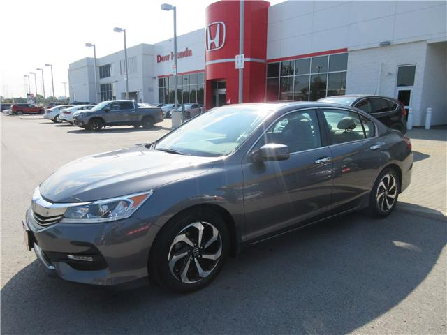 2016 Honda Accord EX-L (Stk: VA3541) in Ottawa - Image 1 of 18