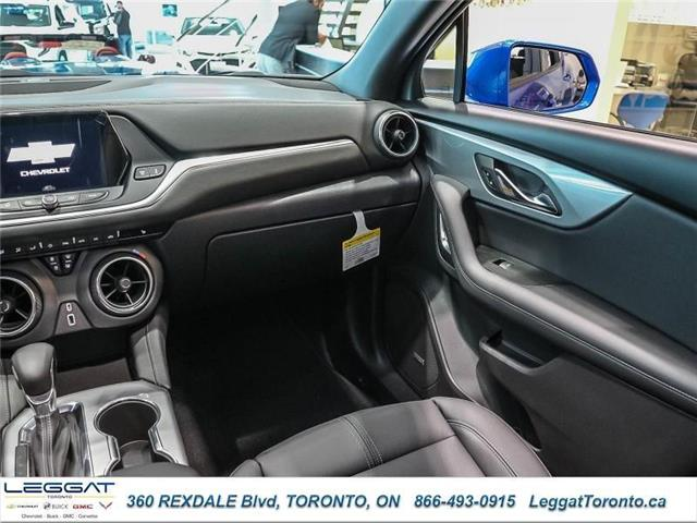 2019 Chevrolet Blazer 3.6 True North (Stk: 601800) in Etobicoke - Image 12 of 17