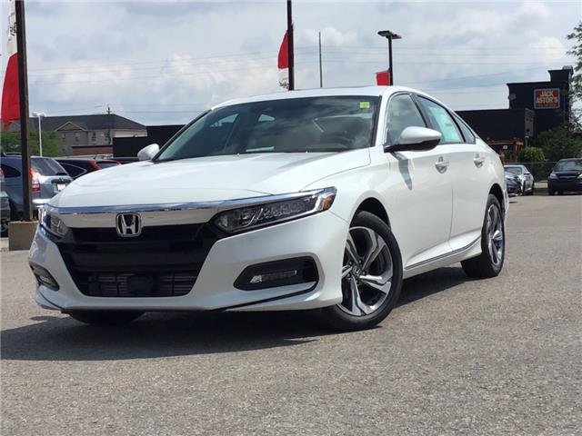 2019 Honda Accord EX-L 1.5T (Stk: 191534) in Barrie - Image 1 of 21