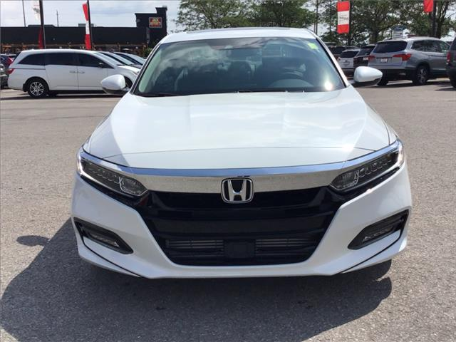 2019 Honda Accord EX-L 1.5T (Stk: 191534) in Barrie - Image 17 of 21