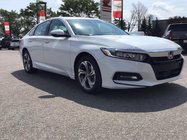 2019 Honda Accord EX-L 1.5T (Stk: 191534) in Barrie - Image 8 of 21