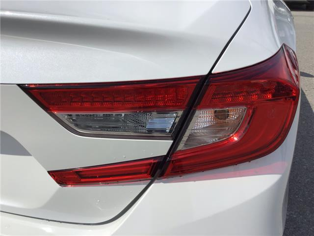 2019 Honda Accord EX-L 1.5T (Stk: 191534) in Barrie - Image 20 of 21