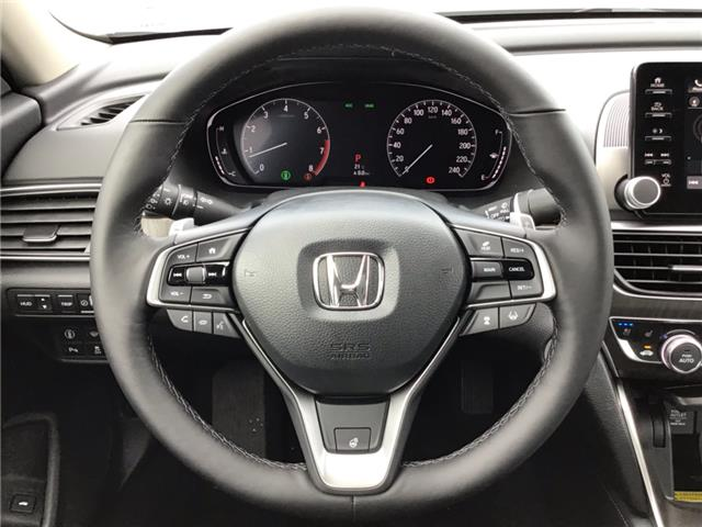 2019 Honda Accord EX-L 1.5T (Stk: 191534) in Barrie - Image 10 of 21