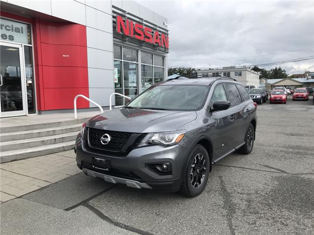 2019 Nissan Pathfinder SV Tech (Stk: N96-2323) in Chilliwack - Image 1 of 19