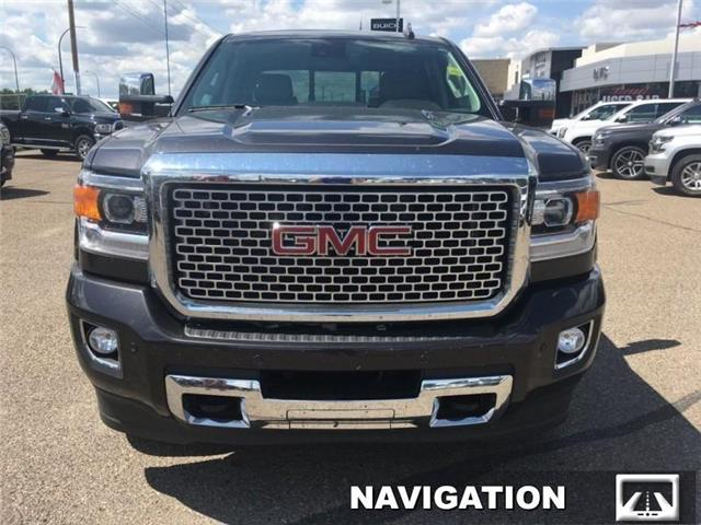 2016 GMC Sierra 2500HD Denali (Stk: 176912) in Medicine Hat - Image 2 of 27