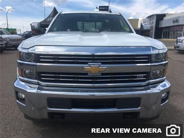 2016 Chevrolet Silverado 2500HD LTZ (Stk: 177032) in Medicine Hat - Image 2 of 24