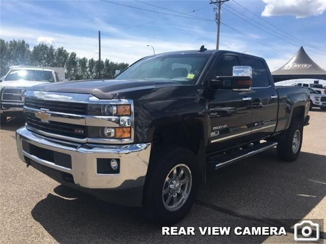 2016 Chevrolet Silverado 2500HD LTZ (Stk: 176773) in Medicine Hat - Image 3 of 25