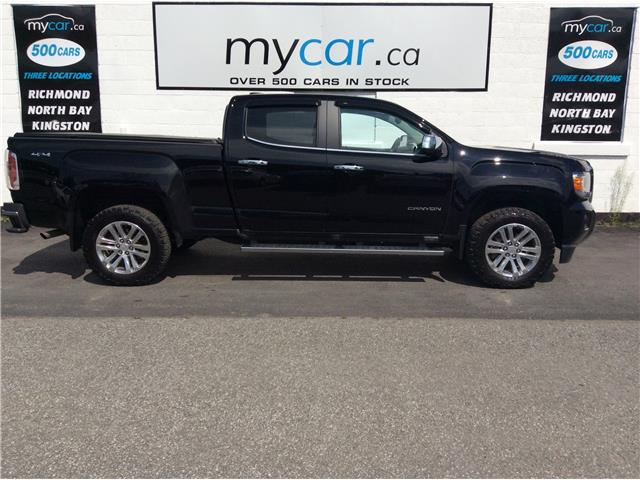 2018 GMC Canyon SLT (Stk: 191101) in Richmond - Image 2 of 19