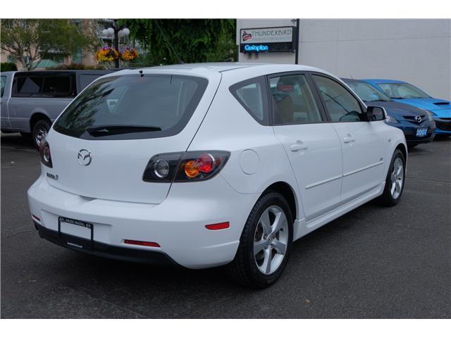 2004 Mazda Mazda3 Sport GS (Stk: 643317A) in Victoria - Image 6 of 22