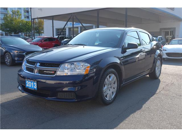 2013 Dodge Avenger Base (Stk: 7934B) in Victoria - Image 1 of 19