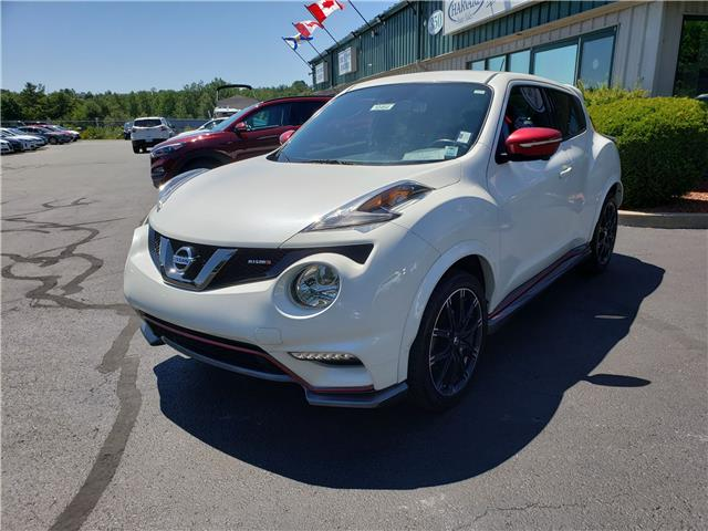 2016 Nissan Juke Nismo (Stk: 10464) in Lower Sackville - Image 1 of 20