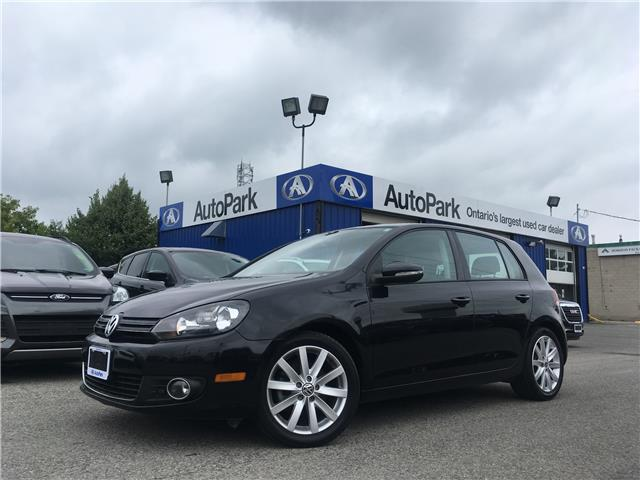 2012 Volkswagen Golf 2.0 TDI Highline (Stk: 12-82849) in Georgetown - Image 1 of 25