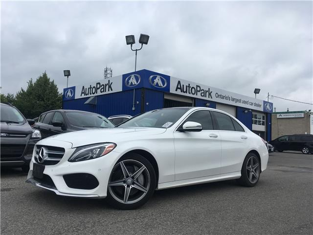 2016 Mercedes-Benz C-Class Base (Stk: 16-31012) in Georgetown - Image 1 of 27
