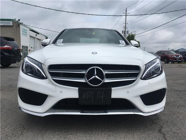2016 Mercedes-Benz C-Class Base (Stk: 16-31012) in Georgetown - Image 2 of 27