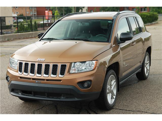 2011 Jeep Compass Limited (Stk: 1907297) in Waterloo - Image 1 of 28