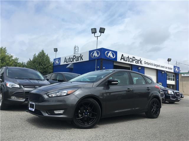 2018 Ford Focus SEL (Stk: 18-62917) in Georgetown - Image 1 of 26