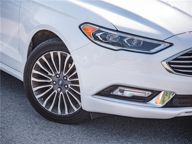 2017 Ford Fusion SE (Stk: 802713) in St. Catharines - Image 5 of 21