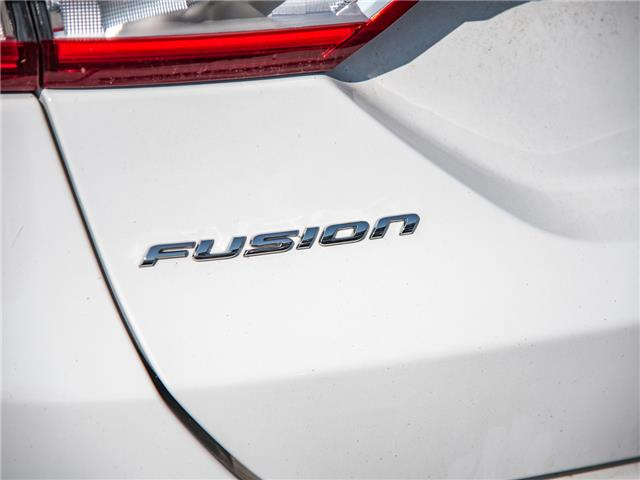 2017 Ford Fusion SE (Stk: 802713) in St. Catharines - Image 6 of 21