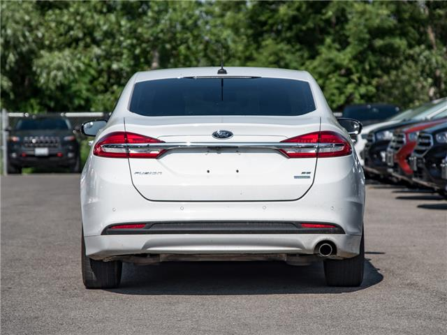 2017 Ford Fusion SE (Stk: 802713) in St. Catharines - Image 3 of 21