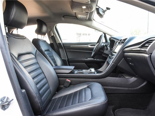 2017 Ford Fusion SE (Stk: 802713) in St. Catharines - Image 9 of 21