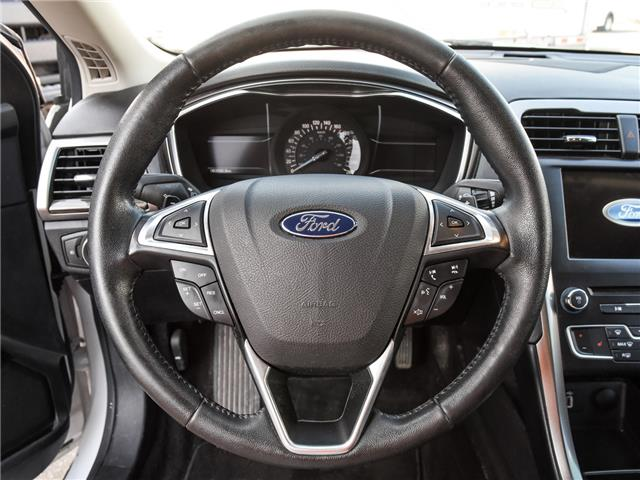 2017 Ford Fusion SE (Stk: 802713) in St. Catharines - Image 12 of 21