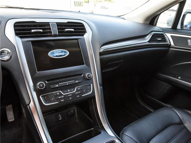2017 Ford Fusion SE (Stk: 802713) in St. Catharines - Image 14 of 21