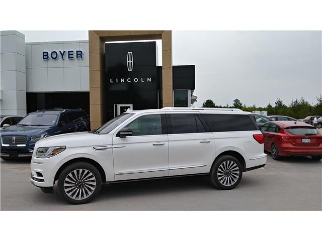 2019 Lincoln Navigator L Reserve (Stk: L1315) in Bobcaygeon - Image 1 of 30
