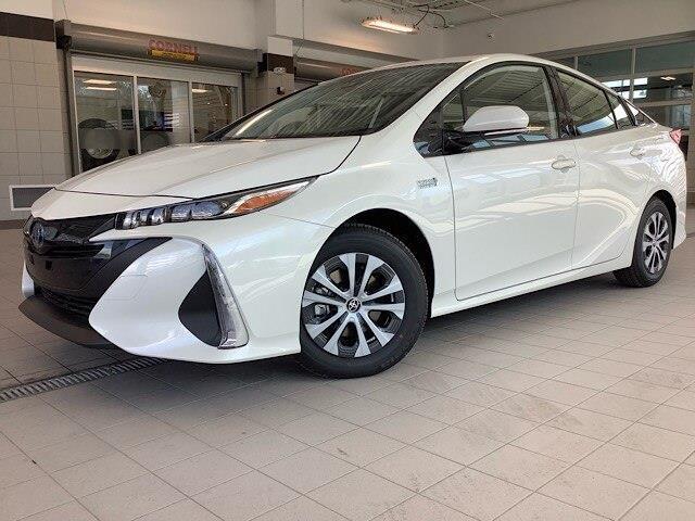 2020 Toyota Prius Prime Base (Stk: 21676) in Kingston - Image 1 of 22