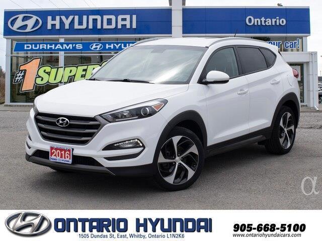2016 Hyundai Tucson Premium 1.6 (Stk: 94081K) in Whitby - Image 1 of 20