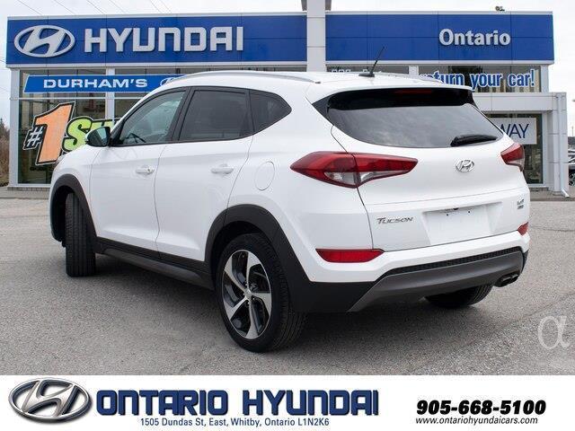 2016 Hyundai Tucson Premium 1.6 (Stk: 94081K) in Whitby - Image 6 of 20