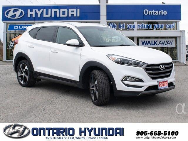 2016 Hyundai Tucson Premium 1.6 (Stk: 94081K) in Whitby - Image 8 of 20