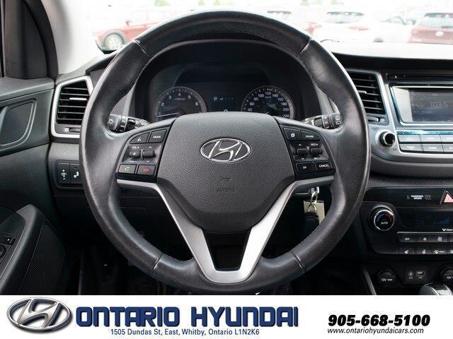 2016 Hyundai Tucson Premium 1.6 (Stk: 94081K) in Whitby - Image 10 of 20