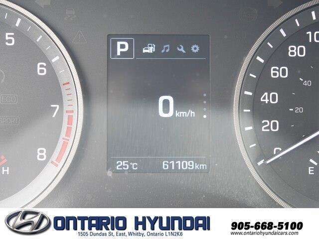 2016 Hyundai Tucson Premium 1.6 (Stk: 94081K) in Whitby - Image 12 of 20