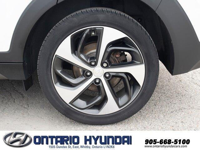 2016 Hyundai Tucson Premium 1.6 (Stk: 94081K) in Whitby - Image 13 of 20