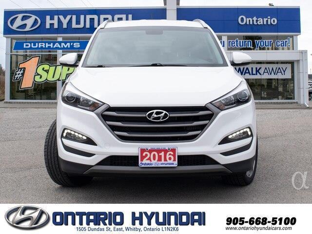 2016 Hyundai Tucson Premium 1.6 (Stk: 94081K) in Whitby - Image 16 of 20