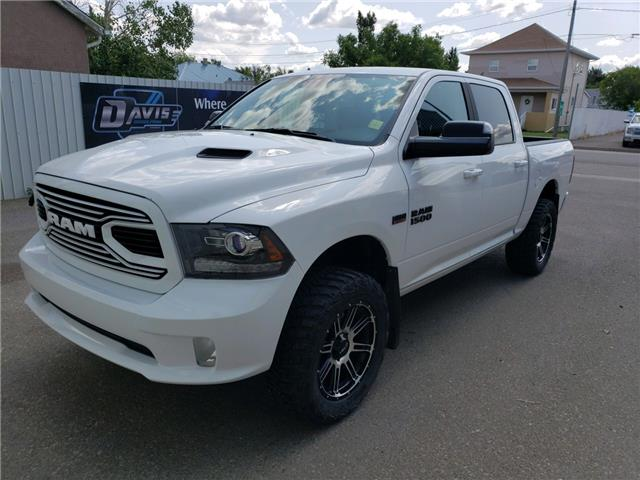2018 RAM 1500 26L Sport (DISC) (Stk: 11948) in Fort Macleod - Image 1 of 17