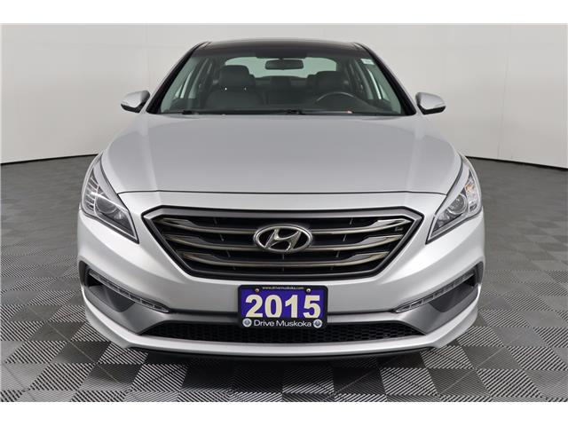 2015 Hyundai Sonata Sport (Stk: 119-046B) in Huntsville - Image 2 of 37