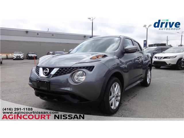 2016 Nissan Juke SV (Stk: KC835241A) in Scarborough - Image 1 of 22