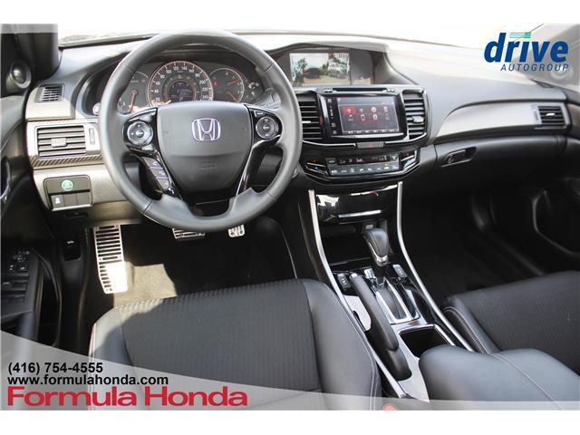 2016 Honda Accord Sport (Stk: B11281) in Scarborough - Image 2 of 27