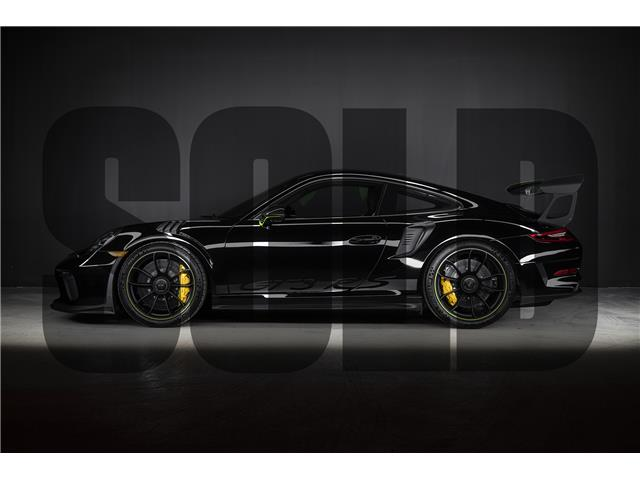 2019 Porsche 911 GT3 RS (Stk: MU2064) in Woodbridge - Image 1 of 19