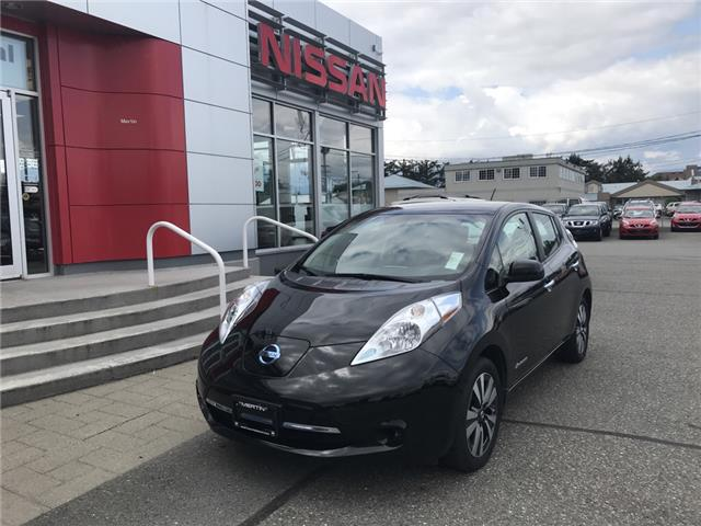 2016 Nissan LEAF SV (Stk: N19-0094P) in Chilliwack - Image 1 of 9